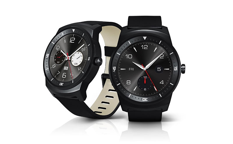 LG G Watch R - Az okos, androidos, kerek óra